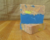 CLEARANCE Nightfire Artisan Bar Soap (Game of Soaps)  (with sunflower oil)