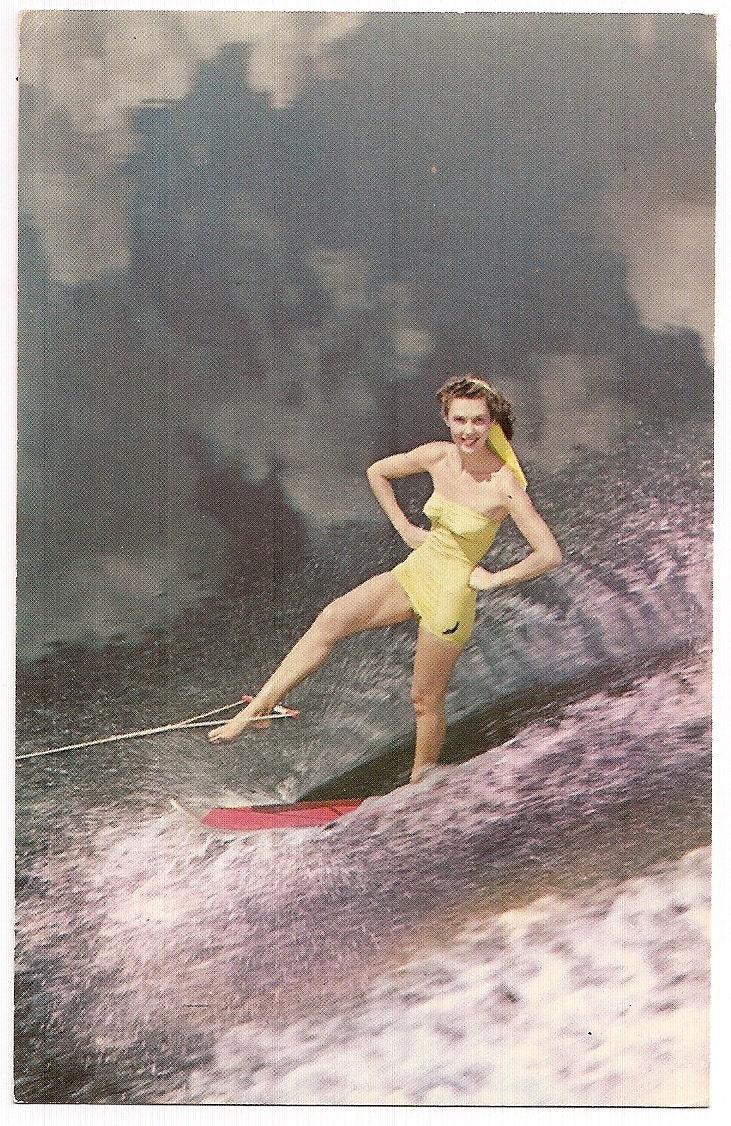Vintage Waterskiing 42