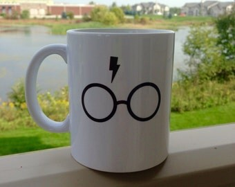 Harry Potter and the Deathly Hallows Double Sided Mug