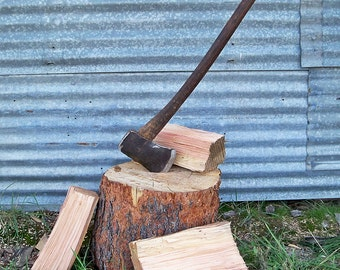 Old Rustic Axe Ready for a Farmhouse or Lodge Decor