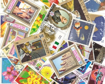 20 Postage stamps
