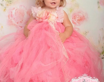 Sweet Paris Pink Tutu Dress