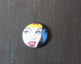 Wonder Woman Magnet 1 inch magnet