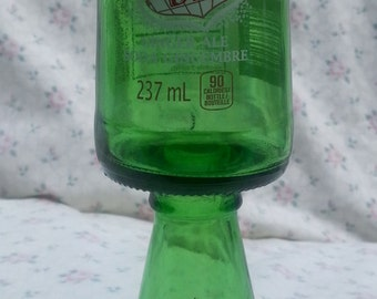 Canada Dry Ginger Ale Wine Glass