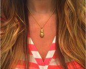 Perfect Pineapple Necklace - Tropical