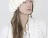 The Basking Ridge Hat - white