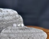 Little Illustrated Star earrings