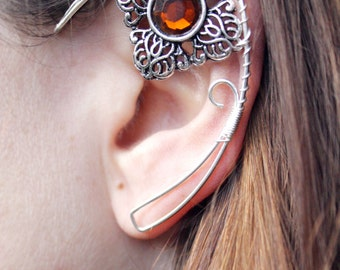 elven ear - ear cuff - elvish earring - elf ear