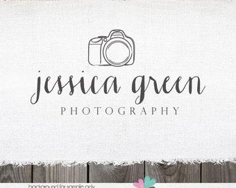 logo design photography Logo camera logo premade logo design photography logos and watermarks Photographer Logos Camera Photo Watermark