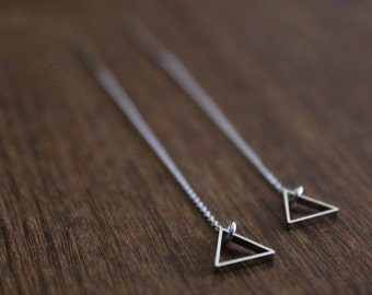 Triangle Ear Threads