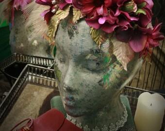 Faerie Headdress: The Sugarplum Faerie