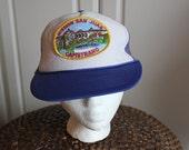 Vintage Mission San Juan Capistrano California Snapback Hat