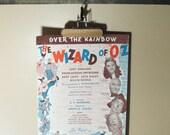 1939 Wizard of Oz sheet music