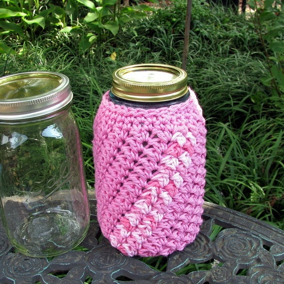 cozy for quart size mason jar cup drinking glass gift. Black Bedroom Furniture Sets. Home Design Ideas