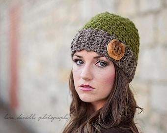 Womens Crochet Hat, Winter Hat, Crochet Beanie Hat, Women's Fashion, Fall Fashion