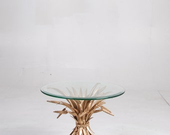 Small Wheat Table