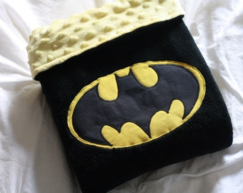 Super Hero Blanket Cape: Batman Super Blankie