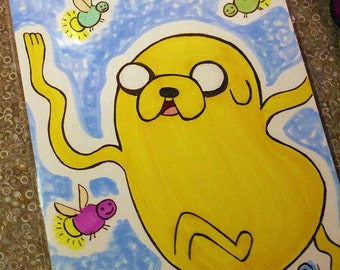 Clearance! Jake from Adventure Time