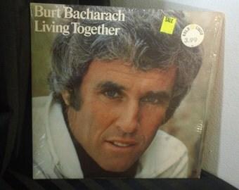"Burt Bacharach - Living Together - SP 3527 - 12"" vinyl lp, album (A&M Records,1973)"