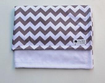 Chevron Baby Blanket, Create Your Own Chevron Blanket