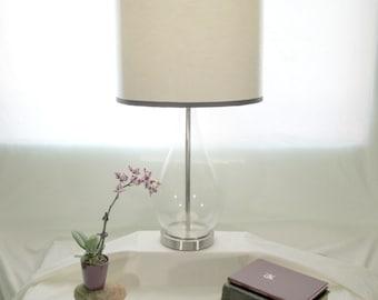 White Lamp Shades - Minimalist Decor - Small, Medium, Large Hanging Pendant - Paper Lamp Shade - White Bedroom Decor - Living Room Lighting