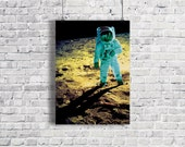 NEIL ARMSTRONG Illustration