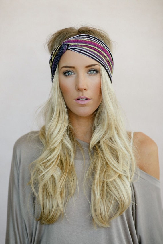 Make Turban Headband Turban Headband Tribal Head