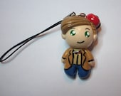 Doctor Who - Eleventh Doctor Phone Charm
