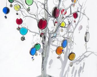 WHOLESALE 12 Holiday Christmas Ornament,  Holiday Ornaments, Holiday Decor, Glass Ornament, Wholesale lot