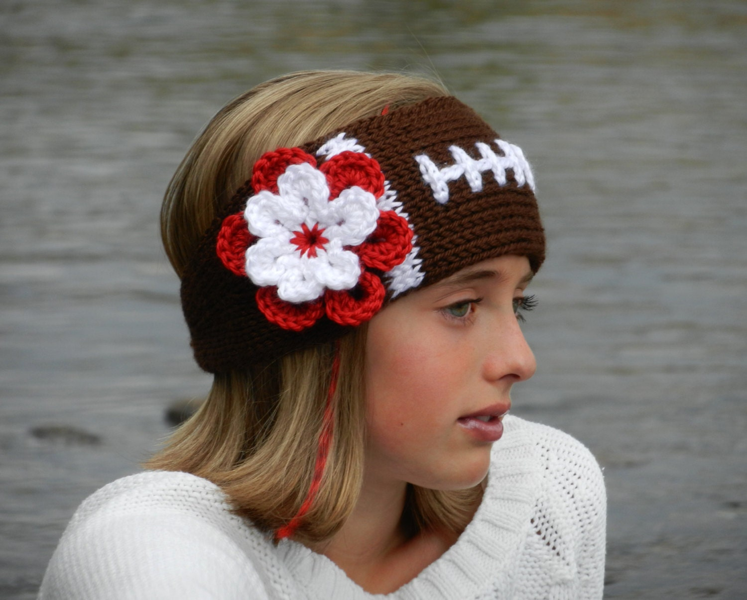 Free Crochet Pattern For Softball Headband ~ Pakbit for .