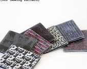 Men Wallet Sewing Pattern - Leather Wallet Pattern - DIY Wallet Pattern - Sewing Wallet Pattern - Men Wallet Tutorial (Instant Download)