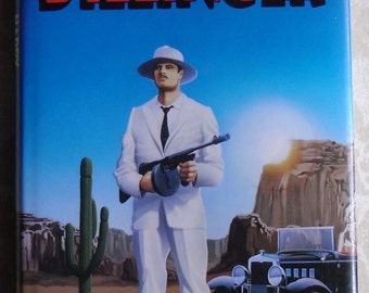 Vintage Book - Dillinger, Harry Patterson, 1983 First Edition First Printing, Hutchinson, London