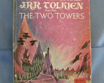 J.R.R. Tolkien The Two Towers