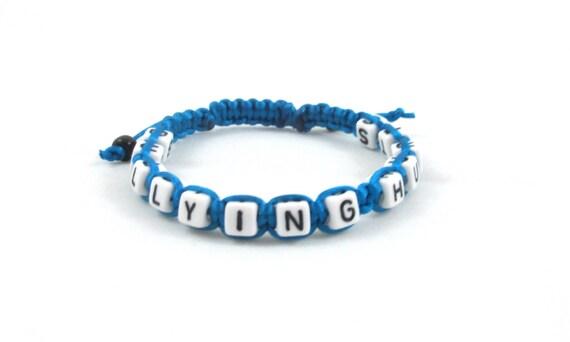 bullying hurts anti bullying custom bracelet stand