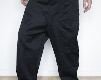 Black harem pants - Tiger