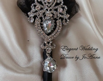 BROOCH BOUTONNIERE, Grooms Boutonniere, Boutonniere, Grooms accessories, Custom Grooms Boutonniere, Brooch Boutonniere