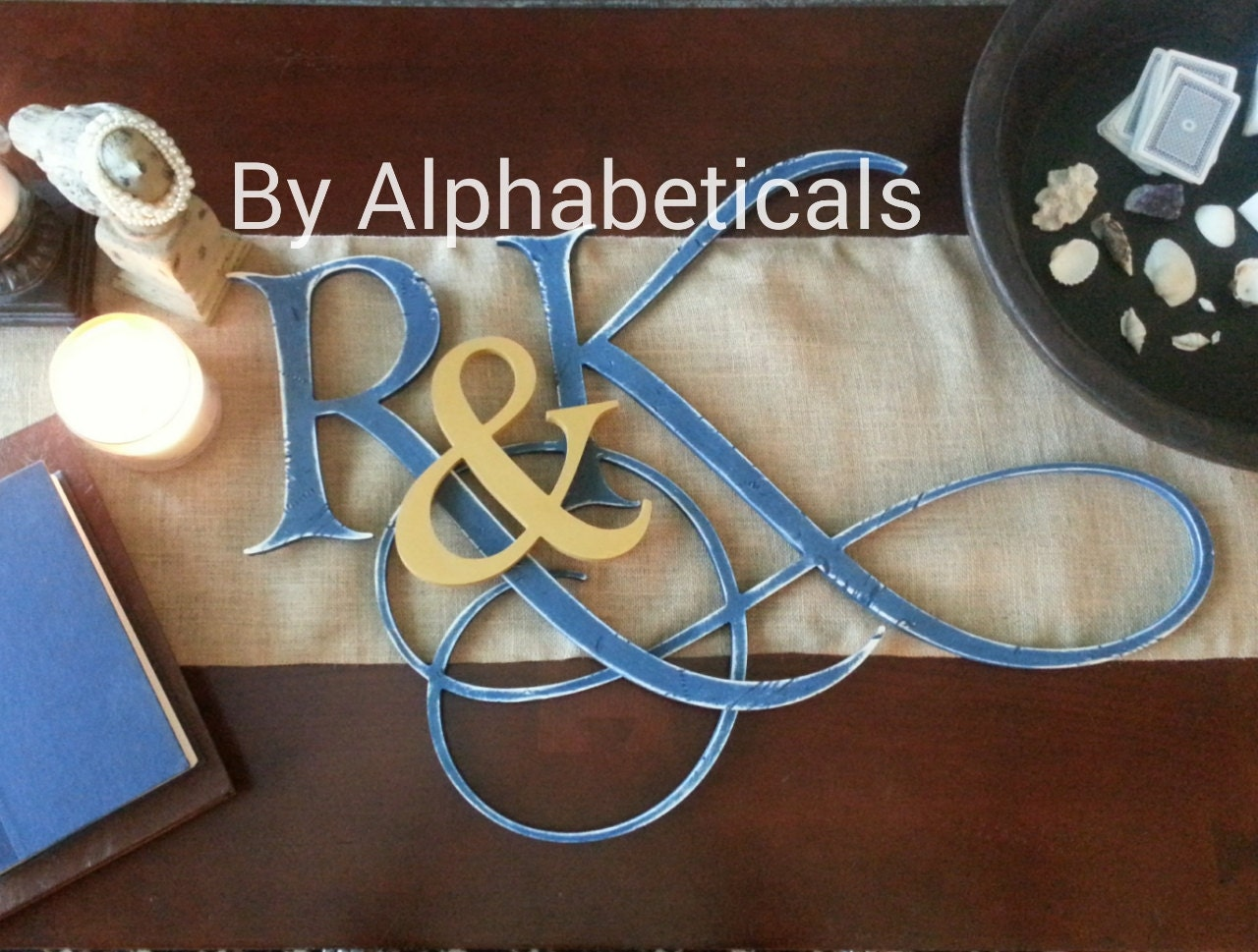 Wooden Letters For Wall Decor Large Wall Letters Initial