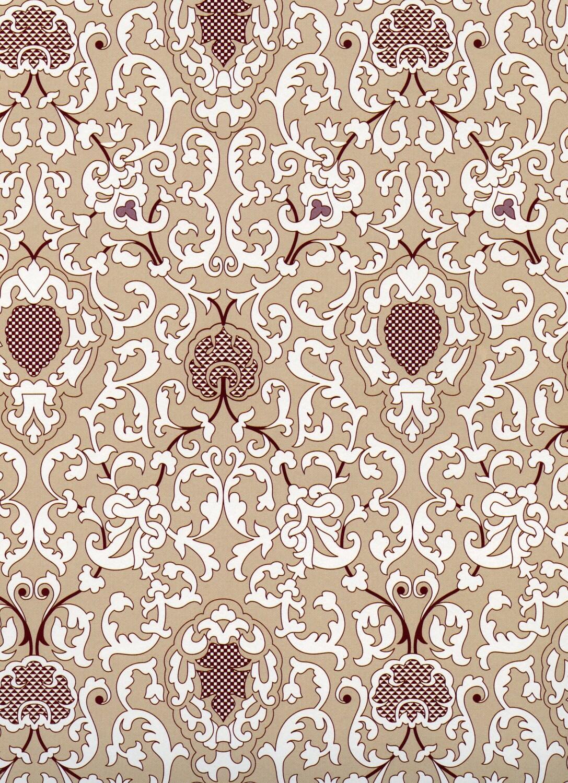 Renaissance design decorative paper wrapping