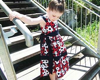 Sweet Pea Wrap Dress - PDF Pattern
