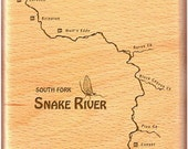 South Fork SNAKE RIVER Fl...