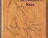 PERE MARQUETTE RIVER - Fl...