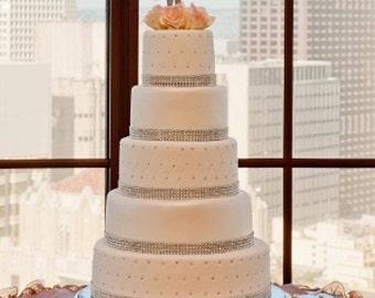 Bling Cake Topper