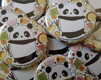 Chu Chu Panda Pin
