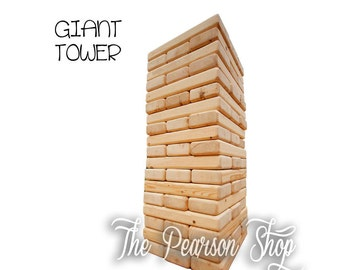 PLAIN Giant Tower