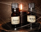 New Master Blend Oils Salem and Witch