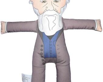 Chalres Darwin Plush Doll Toy