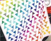 Quilt Pattern - Lombard Street paper pattern by Sassafras Lane Designs (SASSLN0007)