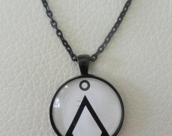 Stargate Tauri Symbol Necklace