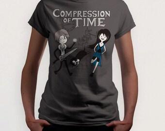 Compression of Time (Final Fantasy VIII) t-shirt