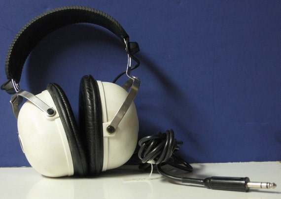 Pioneer Se 20a Stereo Headphones 1970s Vintage High